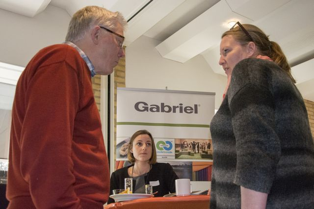 Gabriel arbejder blandt andre sammen med Højer Møbler for at udnytte spildprodukterne maksimalt.