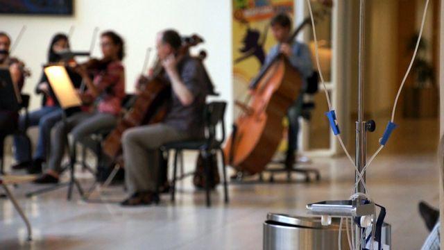 Aalborg Symfoni på sygehuset