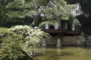 Changdeokgung Palads