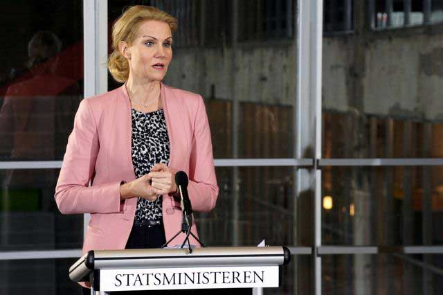 Helle Thorning-Schmidt i Nordkraft
