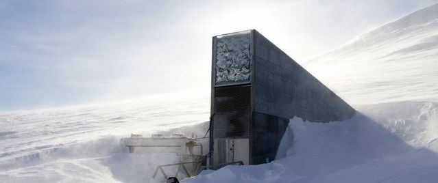 Frøbank Svalbard