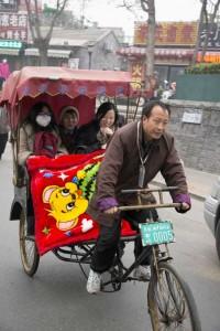 Cykelrickshaw
