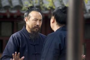 Munke, BaiYun Guan Taoist Temple