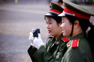 Beijing 1995 Politikvinder