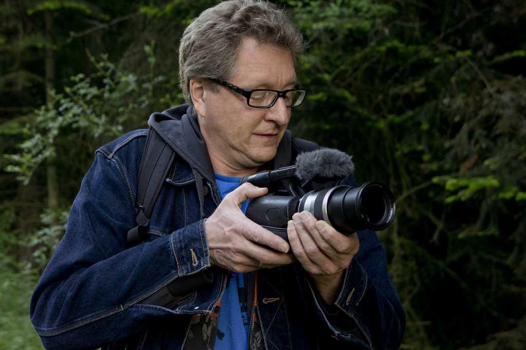 Carsten-Lorenzen-Video2webdk-i-skov