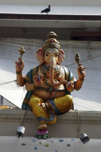 Ganesh, Little India, Singapore
