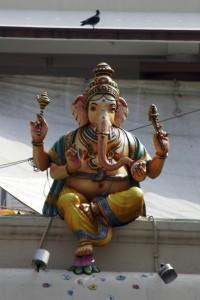 Ganesh, Little India, Singapore