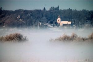 Dis mod Gravlev Kirke