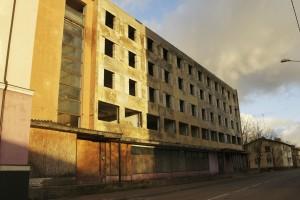 Forfald i Narva