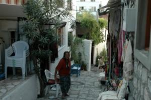 Gamle bydel, Marmaris, Tyrkiet