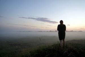 Helle-Karin Helstrand over tågen Rødhus Klithede