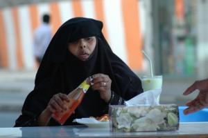 Hijab og ketchup