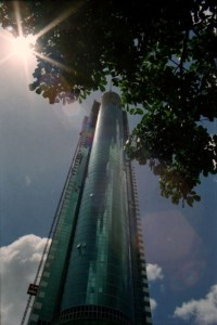 Kina 1995 - højhus