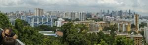 Panorama Singapore Mount Faber
