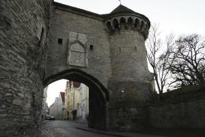 Port ind til den gamle by