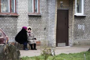 Russiske kvinder i Narva Estland