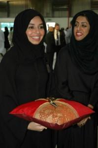 Saks til Kronprins Frederik Logstor Dubai