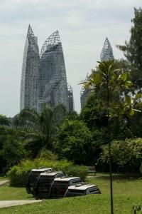 Skyskrabere Singapore