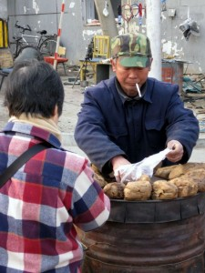 Søde kartofler - Beijing 2010
