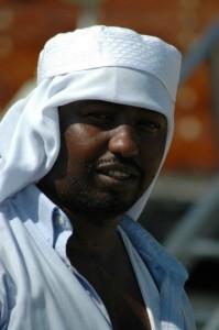 Sømand fra Somalia i Dubai