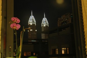 Twin Towers Dubai