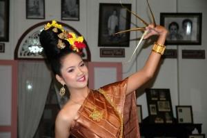 Thailandsk dans, Prae