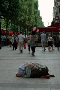 Tigger i Paris