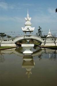 White Tempel, Wat Rong Khun, Chiang Mai
