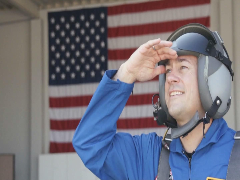René Gross Kærskov drømmer om at blive første dansker i rummet
