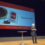 Lise Nordklitgaard fra Snapp udvikler apps efter kundernes behov - og serverer kaffe efter sine egne