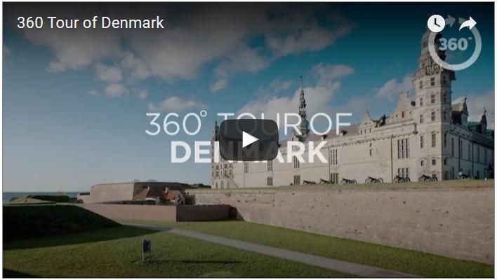 VisitDenmark bruger Virtual Reality i sit fremstød for dansk turisme ved OL i Rio