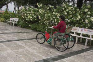 Vietnamesisk kørestol
