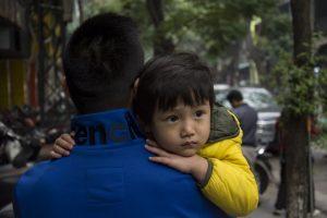 Morgen i Hanoi