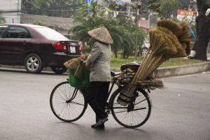 Køb en kost, Hanoi