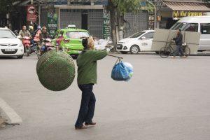 Åg / bærestang, Hanoi