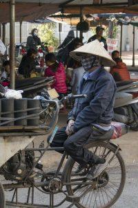 Udbringning af kul, Hai Phong