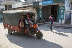 Taxi og godstransport, Quan Lan