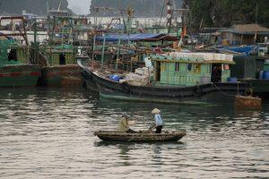 Cai Rong ved Bai Tu Long Bay