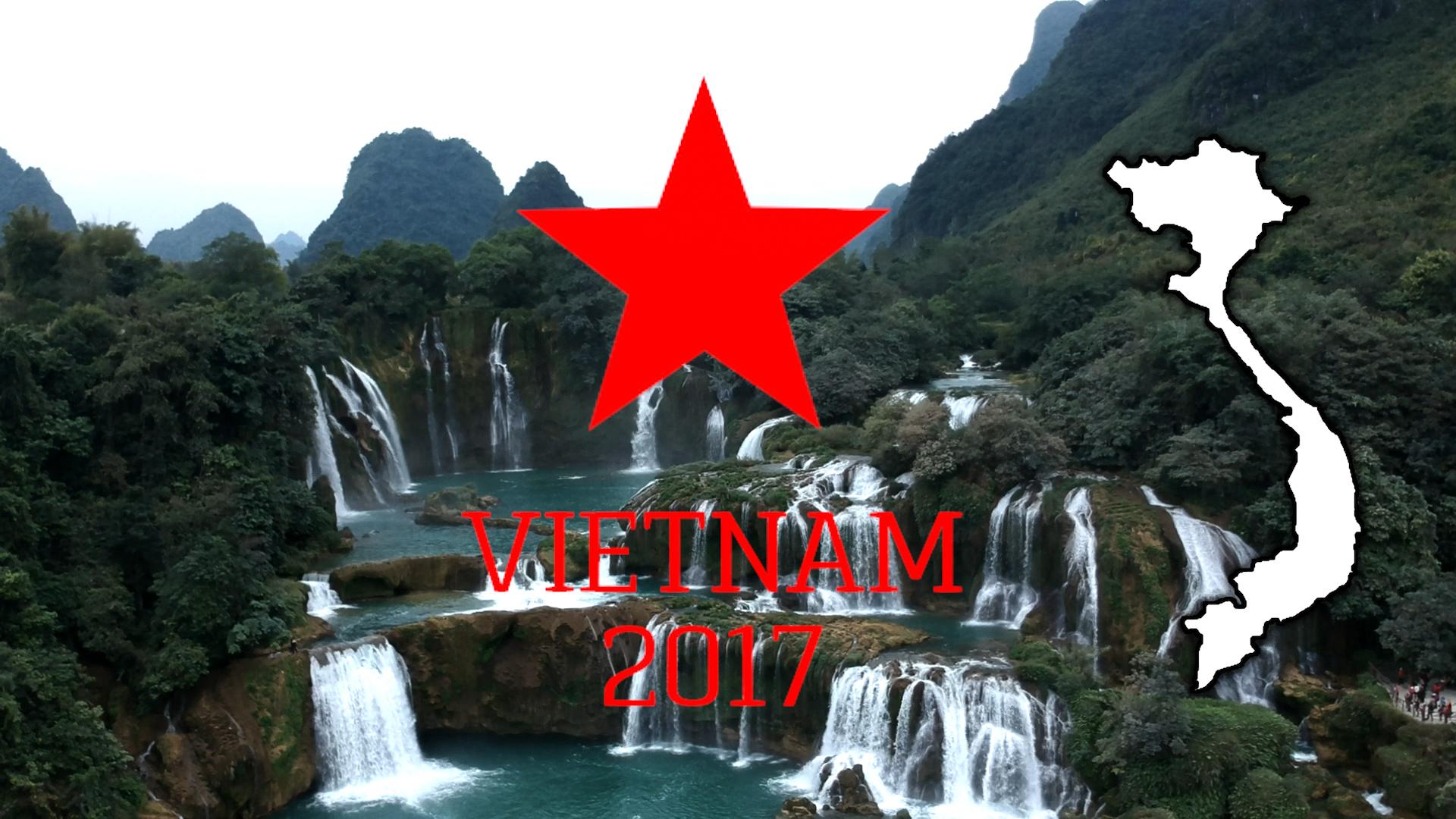 Video fra Vidunderlige Vietnam