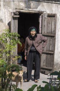På øen Quan Lan