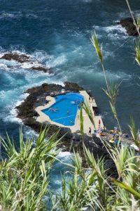 Pool ved Agua de Pau.