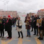 Demonstration i anledning af FN's internationale dag mod racisme