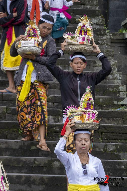 Besakih - Bali på egen hånd